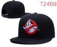 Wholesale 2016 Ghostbusters snapback caps hat hip hop letter caps for men women basketball snapbacks SPORT CAPS Baseball Cap Snapback Hats