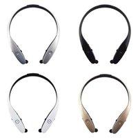 Neckbands bluetooth Prix-2016 HBS 900 Ecouteur Bluetooth Stereo Tone neckbands sans fil écouteurs Bluetooth V4.0 HBS900 Sport Casque HBS-900