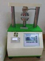 Wholesale 220V New Cardboard Intelligent Compression Strength Tester Testing machine