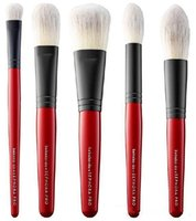 sephora - Hakuho Do Sephora Makeup Brush Collection pieces Red Brush kit set Beauty Cosmetics Makeup Brushes Blender DHL Free