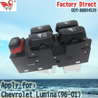 auto electric switch - Factory Direct Master Electric Auto Power Main Window Switch Apply for Chevrolet Lumina