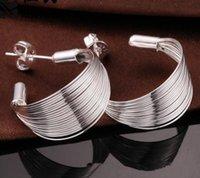 big heart earings - New Hot Large Hoop Earings Plated Big Hoop Earring for Women Circle Earrings Jewelry for Fei