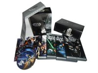 Wholesale 2016 hot selling Star Wars Trilogywhole full Set Version Complete series DVD top quality Boxset New