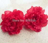 artificial hibiscus flowers - lower pins for clothes per Silk Hibiscus Heads Peony Flower Heads cm Flowers for Wedding Christmas Party Artificial Decorati