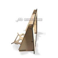 banner printers - 3d printer frame diy reprap mendel prusa i3 mm linden wood frame shell frame banner frame apple