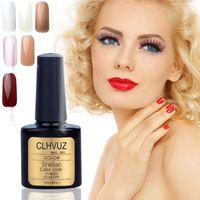 shellac nail polish - 2016 hot shellac nail glue Long lasting Soak off LED and UV gel polish
