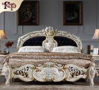 antique style bedroom furniture - antique furniture bedroom baroque style queen bed high end classic king bed