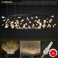 Wholesale MOOOI CC LED Max D210cm Heracleum the Big O Suspension Light tree leaf vintage LED lights By Bertjan Pot from Moooi suspension lamp lighting