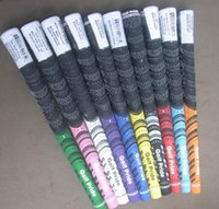 Wholesale 1 Midsize Golf Pride Multicompound Grips For Golf Driver Grips Golf Clubs Golf Rubbers
