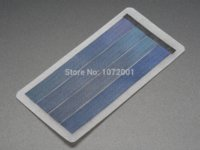 Wholesale Flexible Thin Film Solar Panel Module DIY W V panel rechargeable battery for moble solar power system battery home lighting