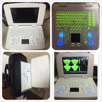 animal ultrasound - PC Based D notebook VET ultrasound B Scanner hand ultrasound ultrasound Scanner animal ultrasonica diagnostic USG probe