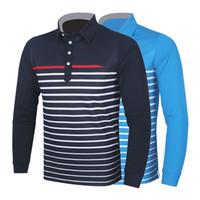 Nouveau mode Marque TIT Golf Vêtements à manches longues Golf T-shirt 6 couleurs taille S-XXL dans le choix du sport chemise Livraison gratuite