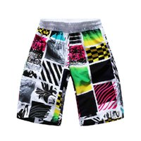arrival bermuda shorts - TPL Summer New Arrival Men Simple Print Bermuda Shorts Casual White Waistband Beach Shorts