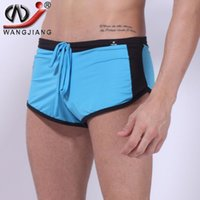 basketball boxers - Beach Shorts Men Brand WJ Sports Running Loose Moletom Masculino Low Rise Boxer Mens Casual Basketball Short Masculino