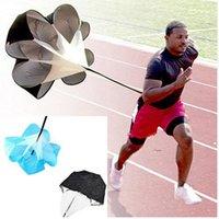 Wholesale Multi function training equipment Speed Resistance Training Parachute Umbrella Soccer Football Running Chute Power Training Tool