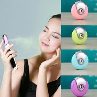 Wholesale Portable Mobile Phone Electric Mini Moisturizing Moisture Sprayer Air Humidifier For IOS IPhone