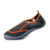 air condition shoes - Soft outsole mens net fabric casual breathable air conditioning shoes male summer flat outdoor comfortable beach