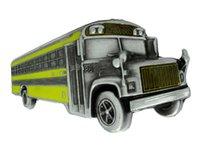 active bus - School Bus Belt Buckle