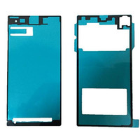 Wholesale Front Screen and Back Cover Waterproof Adhesive Glue Tape Sticker for Sony z4 z5 z4 mini z5 mini