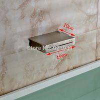 bath lighting brushed nickel - Wall Mounted Brushed Nickel Waterfall Roman Bathroom Bath Tub Faucet Widespread Handles