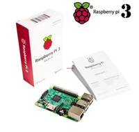 Wholesale 2016 Element14 original Raspberry Pi Model B Board GB LPDDR2 BCM2837 Quad Core Ras PI3 B PI B PI B with WiFi Bluetooth