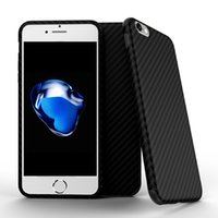 apple rounds - Case for Apple iPhone Plus Soft Silicone TPU Shockproof Buffer Ultra Slim Rounded Protective Back Covers Sleek Capa Carbon Fiber Pattern