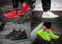 basketball flooring prices - High Quality low price Air Huarache Ultra Run Mesh Breathe Running Casual shoes Mesh Men Women s Huaraches Sneakers Size Eur