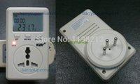 Wholesale Swiss regulatory WanF multifunction metering socket condition monitor power meter power socket Energy Meters