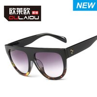 Los nuevos artículos de la llegada forman las gafas de sol cabidas para las mujeres Los hombres venden al por mayor el regalo de las fuentes del partido de las gafas de sol del espejo de la rana Artículo No.88302