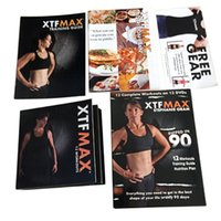 Wholesale XTF Max Stephanie Oram Ripped in Discs Workouts Training Guide Nutrition Plan also have PIY0 ClZE Ins nity P9OX exercise video NEW