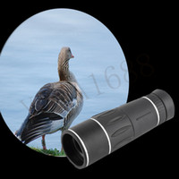 Wholesale 35X95 Camping Bird Watching Travel High Power Magnification Hunting Monocular Big Eyepiece Telescope