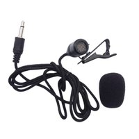 Wholesale KEEPING Portable Hands Free Clip on Lapel Lavalier Microphone mm