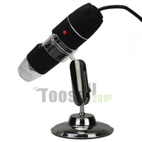 Wholesale New X X USB Digital Microscope MP LED Endoscope Image Camera Magnifier with Mega Pixels