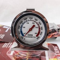 Wholesale Details about Stainless Steel Temperature Oven Thermometer Gauge Kitchen Food Meat Dial Brand New Good Quality