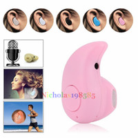 best bluetooth earbuds - S530 Mini Bluetooth Earphone Stereo Wireless Invisible Headphone Earbuds Super Best Sound Headset Music Answer Call PK HBS730 HBS800 S9