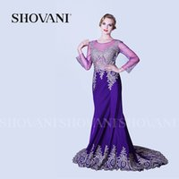 alibaba bridal gowns - Alibaba high quality satin long sleeve with lace sexu back open evening dress for lady wedding ball gown dresses for bridal