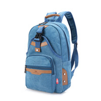 Cheap Backpack Style Casual Rucksacks Best Women Plain Outdoor Travel