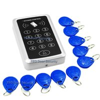 Wholesale One door access controller with Keypad Professional Keyless RFID Access Digital Keypad for Entrance Gate to Dwelling House
