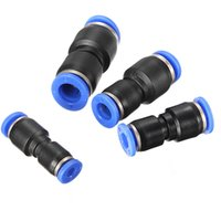 Wholesale Different Price Pneumatic Reducer Reducing Union Connector Push In Fittings For Air Water Tube Lowest Price