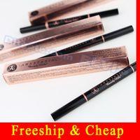 Wholesale Freeship ABH Brow Definer Makeup Skinny Brow Pencil Crayon Soft Brown Medium Brown Dark Brown EBONY High Quality