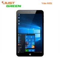 al por mayor xp tablet-Tablet PC VIDO W8X 8 pulgadas 1280 * 800 Tablet PC Win10 Intel cereza Trail z8300 de cuádruple núcleo PAD 2 GB de RAM 32 GB ROM 2MP HDMI de alta calidad