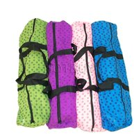 Wholesale Yoga Mat Bag Extra Large for Men And Women Easy Open Full zip the Easy Way to Carry Your Yoga Mat Fits Most Large Size Yoga Mats