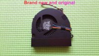Wholesale New for Asus U41 U41J U41JF U41E U41SV laptop cpu cooling fan cooler DFS531005PL0T FB85 wires