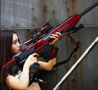 Wholesale Gun Toys Barrett Repeating Rifle Sniper Rifle Manual Children Gift AK47 Water Bullet