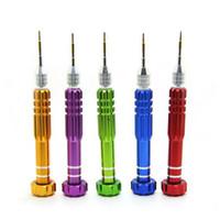 Wholesale 100 Professional in Open Tools Kit Repair Screwdriver Set for phone repairing DHL Fedex
