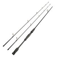 abu accessories - 2 m Carbon Spinning Fishing Rod Pod M MH Lure Fly Pole Feeder Carp Rod Accessories Olta pesca Peche fit daiwa abu garcia reel D