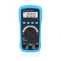 ac auto check - Digital Multimeter DC AC Voltage Current Tongs Resistance Frequency and Diode Tester Auto range Max Data Continuity Check
