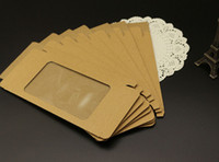 apple box size - Size mm Universal Retro Brown Paper Retail Package Packing Box Boxes with Insert for iPhone S Samsung S7 S6 S5 Note4 Note5