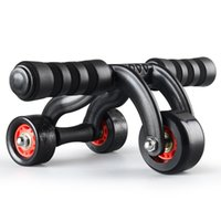 Wholesale Freeshipping High Quality Wheels AB Roller Fitness Equipment Professional New Style Abdominal