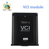 auto tech car sales - 2016 Hot sale GM Tech2 VCI module Work with for GM Tech Pro Kit Auto Scanner Tech Car Diagnostic tool GM Tech VCI module